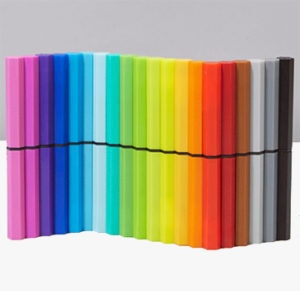 Colorful Decorative Magnetic Fineliners | MAGNETIPS