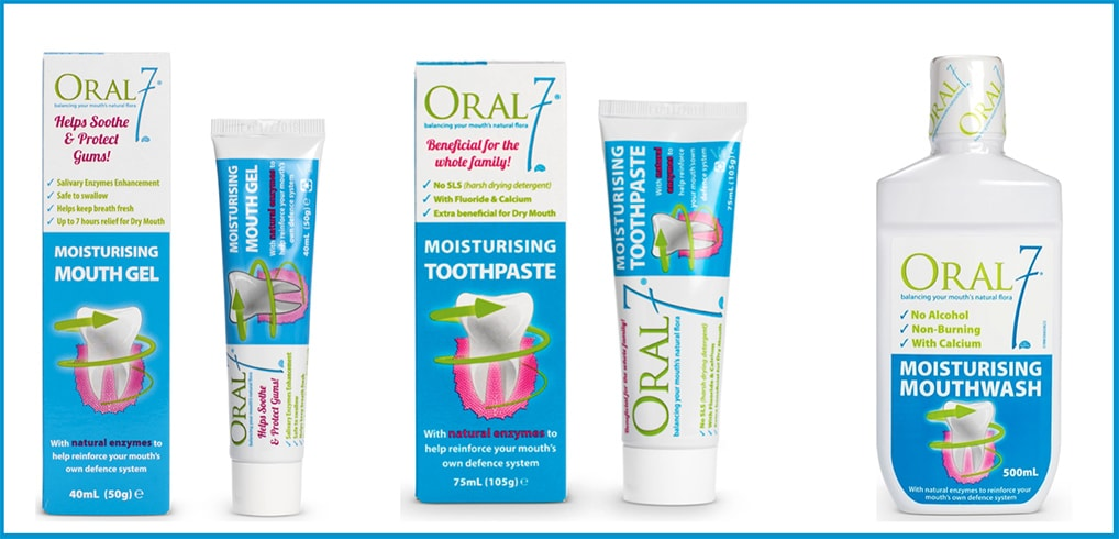 Oral7 - Dry Mouth Products | Good Health