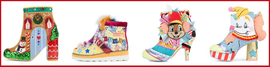 Magical Fantasy Shoes by Tilted Sole