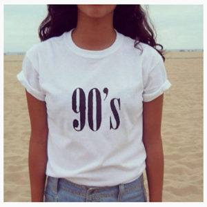 90's White T-Shirt | Tony's Closet
