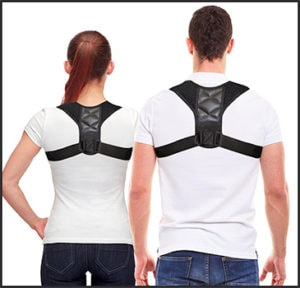 Relieve Back & Shoulder Pain with Posture Correctors
