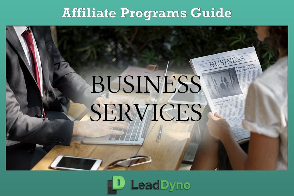 Business Services Affiliate Programs Guide