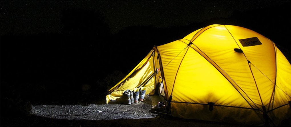 Outdoor Living - Camping Products to Promote