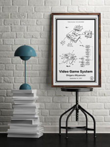 Gaming Patent Prints | Affiliate Program
