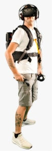 Gaming Vests and Straps by Woojer
