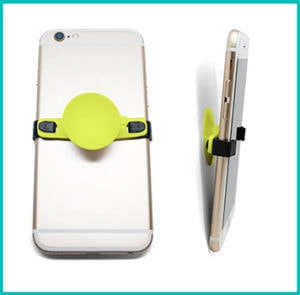 SUC-it Yellow Suction Cup for Phones