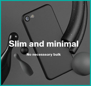 Ultra Slim Phone Cases by Kase
