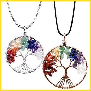 Dotorea Tree of Life Jewelry