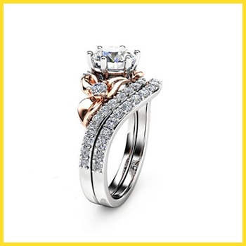 Diamond Ring by Ever Marker Jewelry