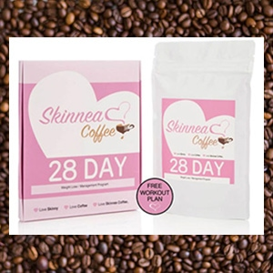 28 Day Weight Loss Plan with Skinnea Coffee