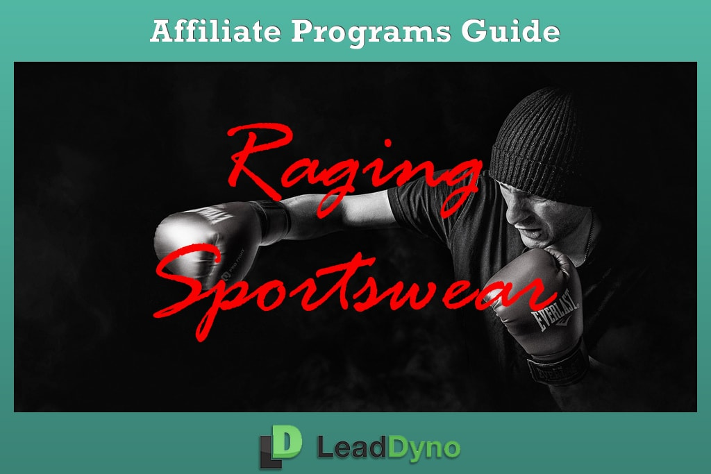 Raging Sportswear - Latest Sports Apparel Affiliate Programs