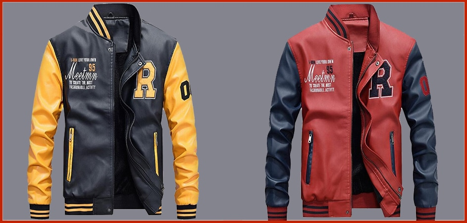 Sports Leather Jackets - Latest Trends