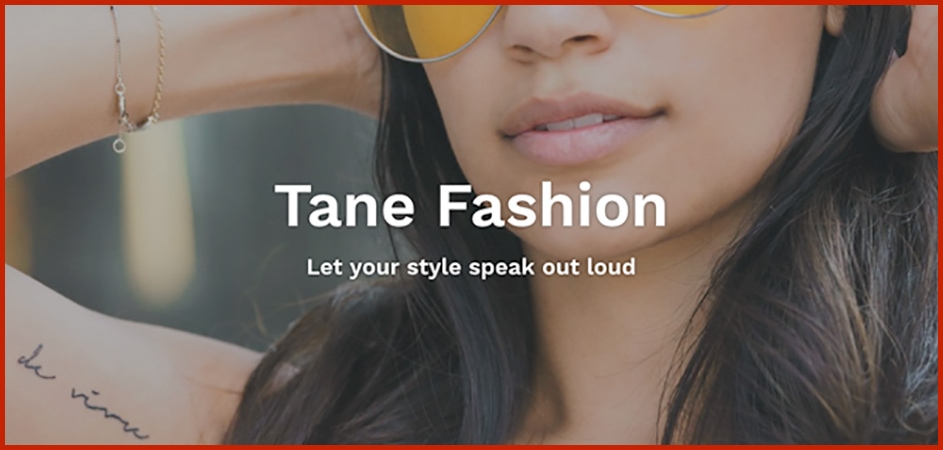 Tane Fashion | Affiliate Program