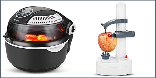 Fruit Peeler + Air Fryer + Other Great Kitchen Gadgets