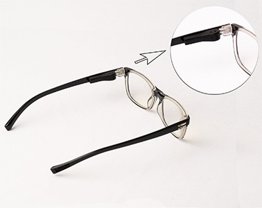 Glasses Fitted with Findy Tracker