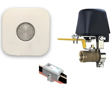 BluView Water Leak Detection System