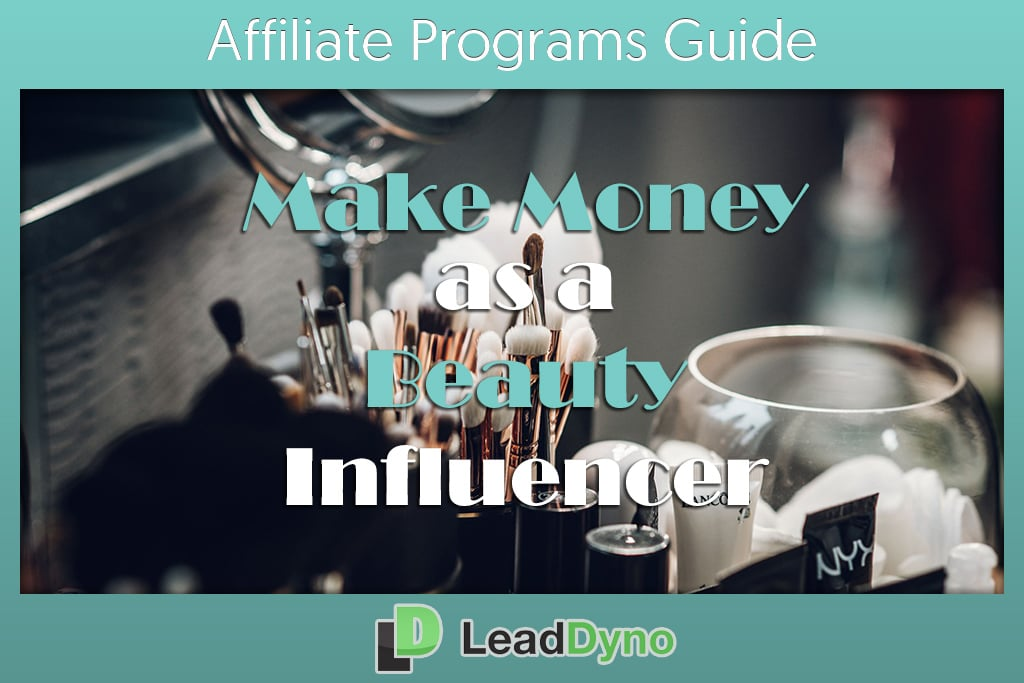 Cosmetics Affiliate Programs Guide - LeadDyno