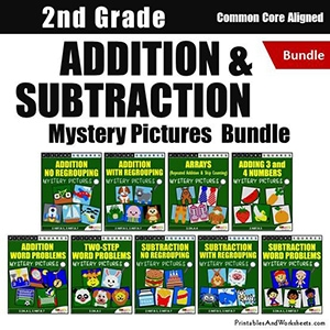 2nd Grade Addition & Subtraction