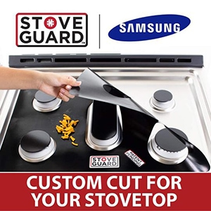 Protective Sheet Custom Cut for Stovetop