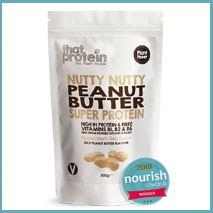Organic Affiliate Programs - That Protein - Nutty Nutty Peanut Butter